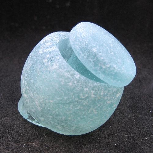 Seaglass Stopper