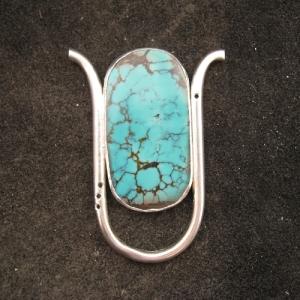 tubular belle, turquoise, silver, tube, saxophone